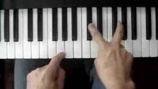 How to play Shake Your Tail Feather by Ray Charles