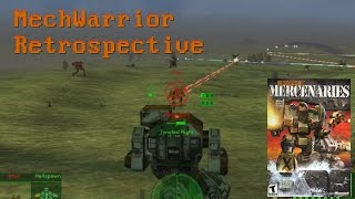 MechWarrior 4: Mercenaries (2002) - MechWarrior Retrospective Part 9