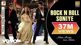 Download Rock N Roll Soniye Best Video - KANK Amitabh Bachchan Shah Rukh Rani Abhishek Preity Mp3 and Videos