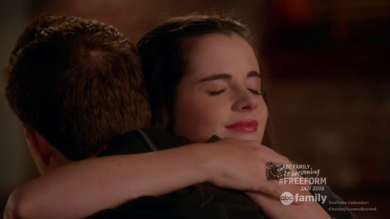 Switched At Birth 4x20 Emmett And Bay Emmett I Have To Let You Go