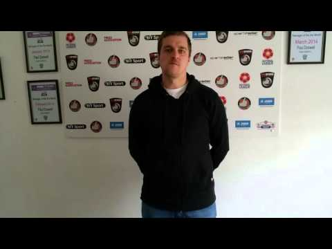 Jamie Collins Pre-Eastbourne Borough & Maidstone United Interview