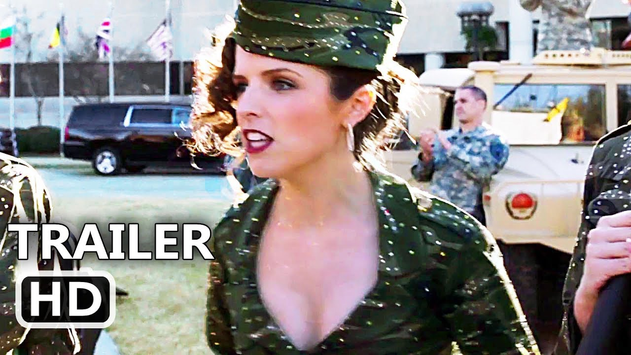 PITCH PERFECT 3 New EXTENDED Trailer (2018) Anna Kendrick, Rebel Wilson Musical Comedy HD