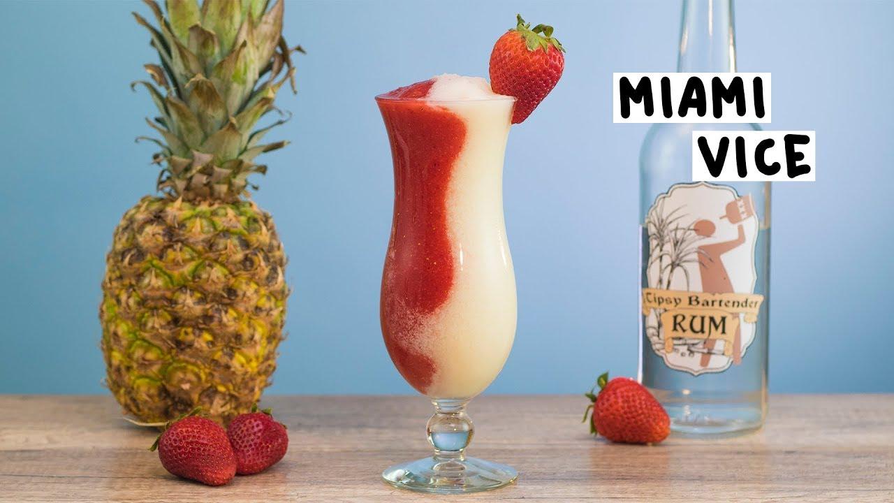 Geräumig Strawberry Daiquiri Rezept Das Beste Von Miami Vice
