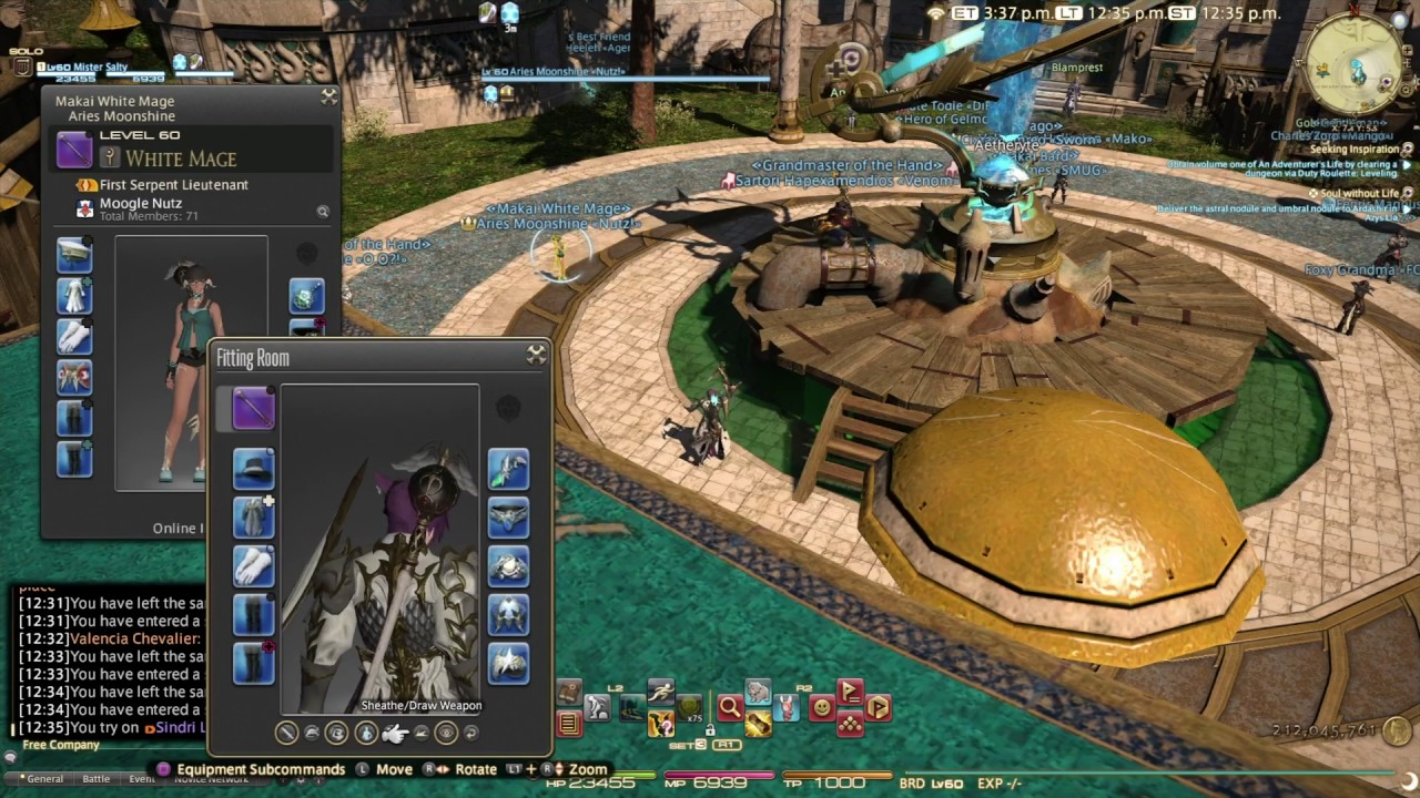 FFXIV All i275 Anima Lux Weapons by Slowbear