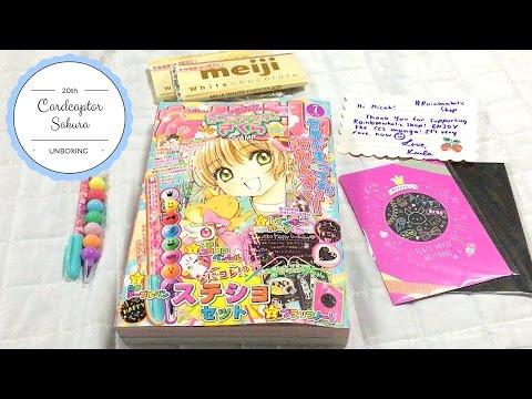 My Anime Collection and New Cardcaptor Sakura Manga Review