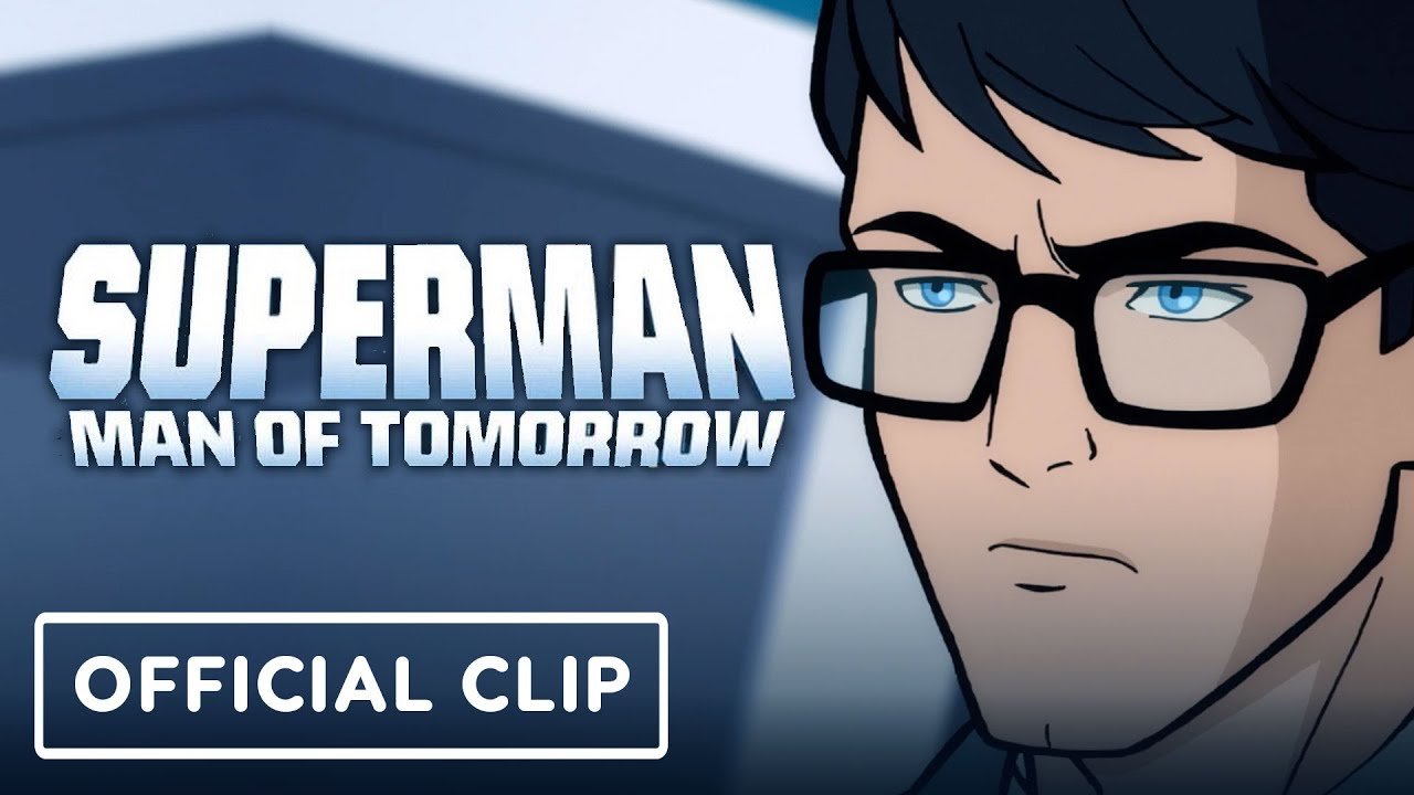Exclusive [[Superman: Man of Tomorrow]] ~ Official TOP Movie 2020