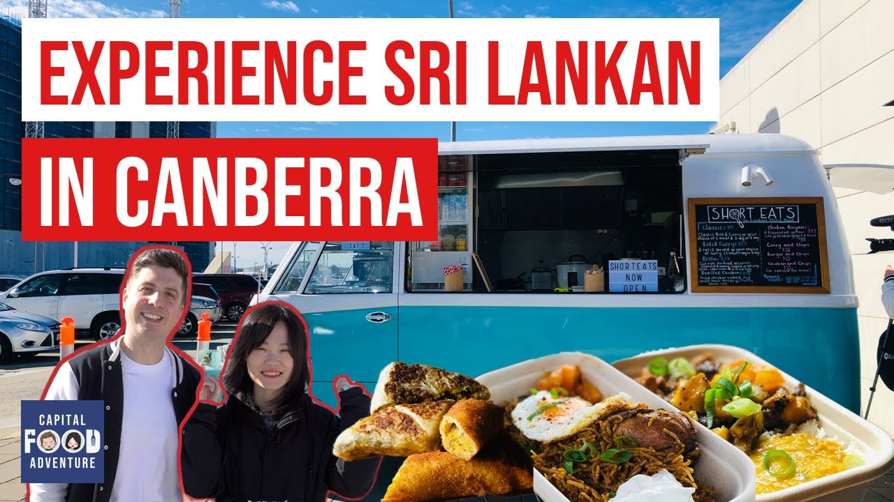 SHORT EATS serves up spectacular Sri Lankan food