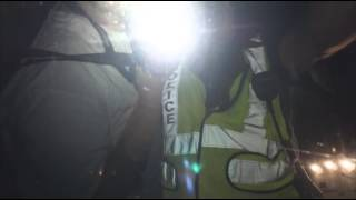 Copblocker Crushes DUI Checkpoint
