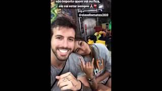 Claudinho com sua filha e a Ste | DE FÉRIAS COM O EX BRASIL