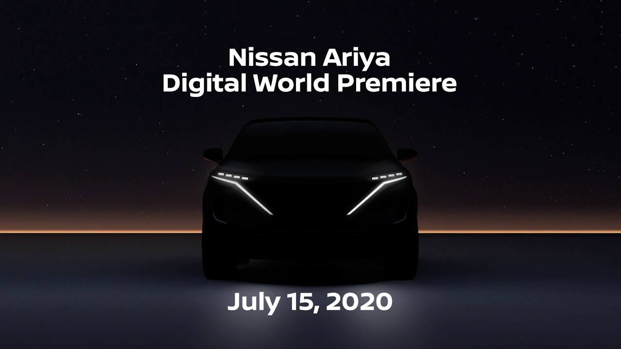 Launch of the All-New Nissan Ariya on July 15/ Lancement du tout nouveau Nissan Ariya le 15 juillet