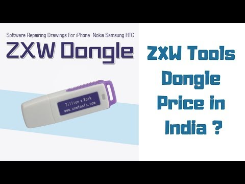 ZXW Tools Dongle Price in India (schematics ,Trace schematics , Drawing )