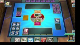 Florges EX Fairy Toolbox Deck PTCGO!