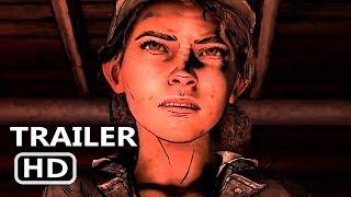 PS4 - The Walking Dead: The Final Season Episode 3 Trailer (2018)