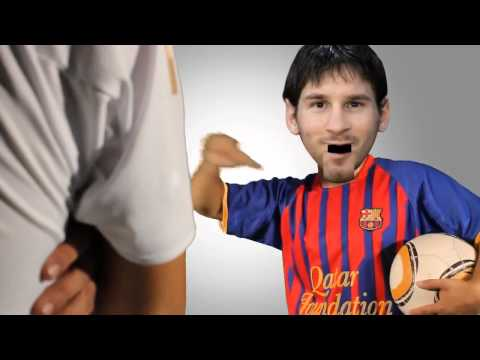 Soy Messi el de los goles !!