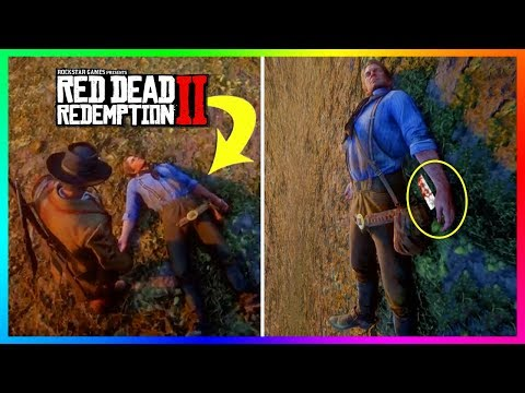 HOW? Arthur Morgan Found DEAD Years Before The Events Of Red Dead Redemption 2 Take Place! (RDR2)