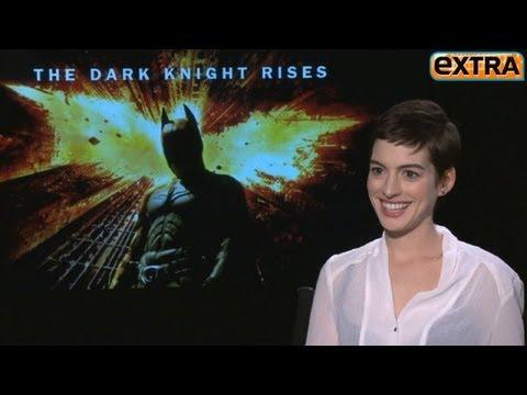'Dark Knight Rises': Anne Hathaway's Feline Fitness Regime