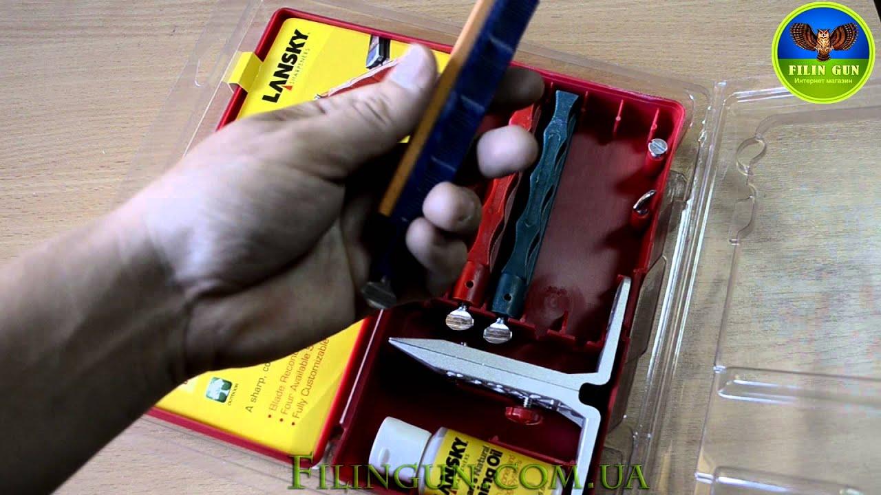 Точилки для ножей lansky купить в интернет-магазине ➦ rozetka. Ua. ☎: (044 ) 537-02-22, 0 800 503-808. $ лучшие цены, ✈ быстрая доставка, ☑ гарантия!