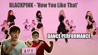 Download React to BLACKPINK - 'How You Like That' DANCE PERFORMANCE VIDEO | REACTION (ENG CC)