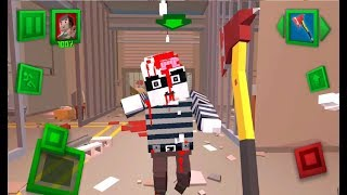 ► ZIC Zombies in City — Island survival & Pixel Gun - First Episode Android Gameplay