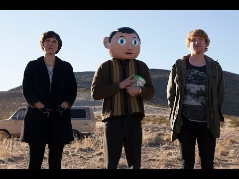 First clip from Frank, the new film by Lenny Abrahamson