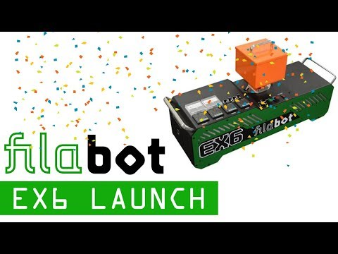 EX6 Launch Filabot Live Stream - 11/3/17