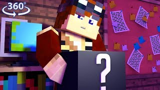 What's IN MY MYSTERY BOX? - 360° Minecraft Video thumbnail