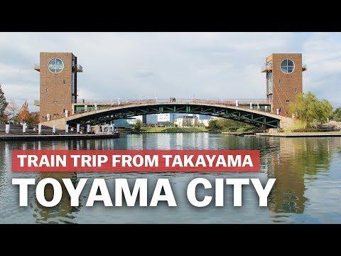 Exploring Toyama City from Takayama | japan-guide.com