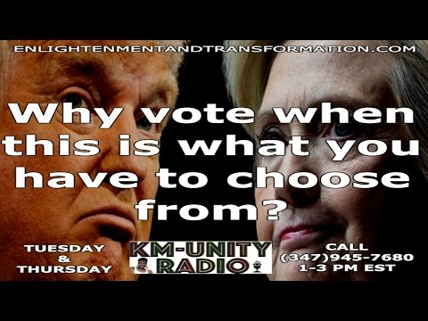 Trump vs. Clinton - KM-Unity Radio