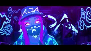 K/DA - POP/STARS (ft Madison Beer, (G)I-DLE, Jaira Burns) but Akali rap is repeated for one hour