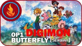 [RapidDub] Digimon - Butterfly (SERBIAN)