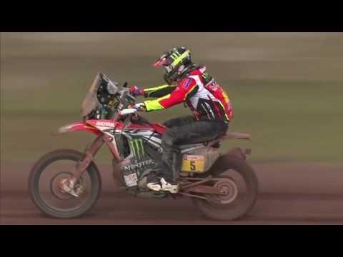 Dakar 2018 - best of moto / part 2 (HD)