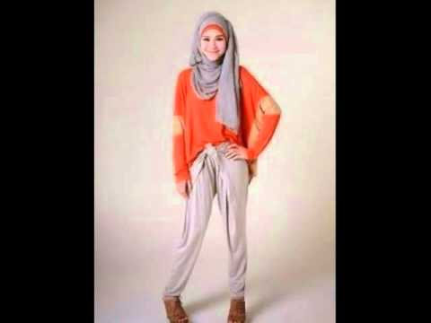 Model Baju Muslim Terbaru Zaskia Adya Mecca 2015