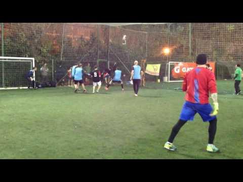 Pincha Pinocho Vs Petty Futbol (T36 Copa F. Hierro)