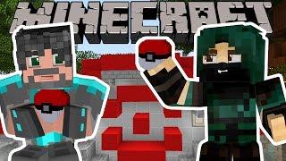 TAKING ON THNXCYA!!! | Minecraft: Pokemon Lucky Pokeball Battle