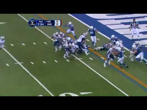 "AFC Championship Flashback Colts vs Patriots ""The Manning-Brady Bowl Pt. 9""(2007)"