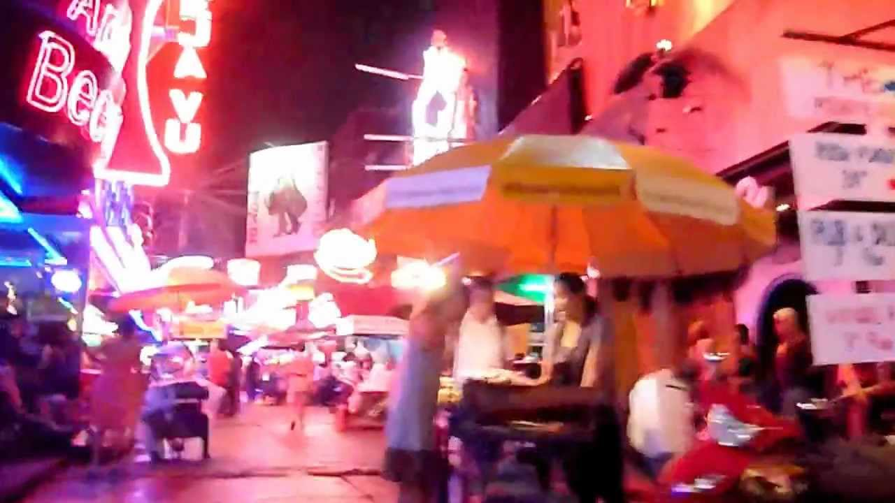 Ladyboy Bar, Soi Cowboy - Bangkok 2020 HD - YouTube