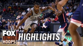 Alpha Diallo leads resurgent Providence past St. John's with 19 pts | FOX COLLEGE HOOPS HIGHLIGHTS