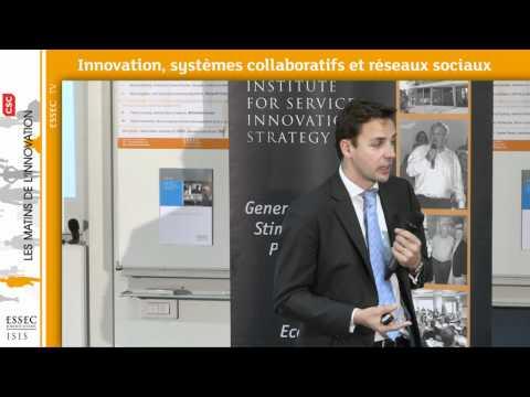 Réseau social d'entreprise : l'expérience CSC - Matins ISIS - B. Chartier, V. Roullet