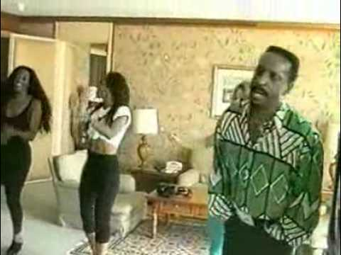 "Ike Turner & singers rehearse ""Baby Get It On"""