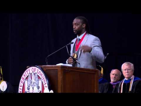 "Charles ""Peanut"" Tillman Speaks at Spring 2014 Commencement"