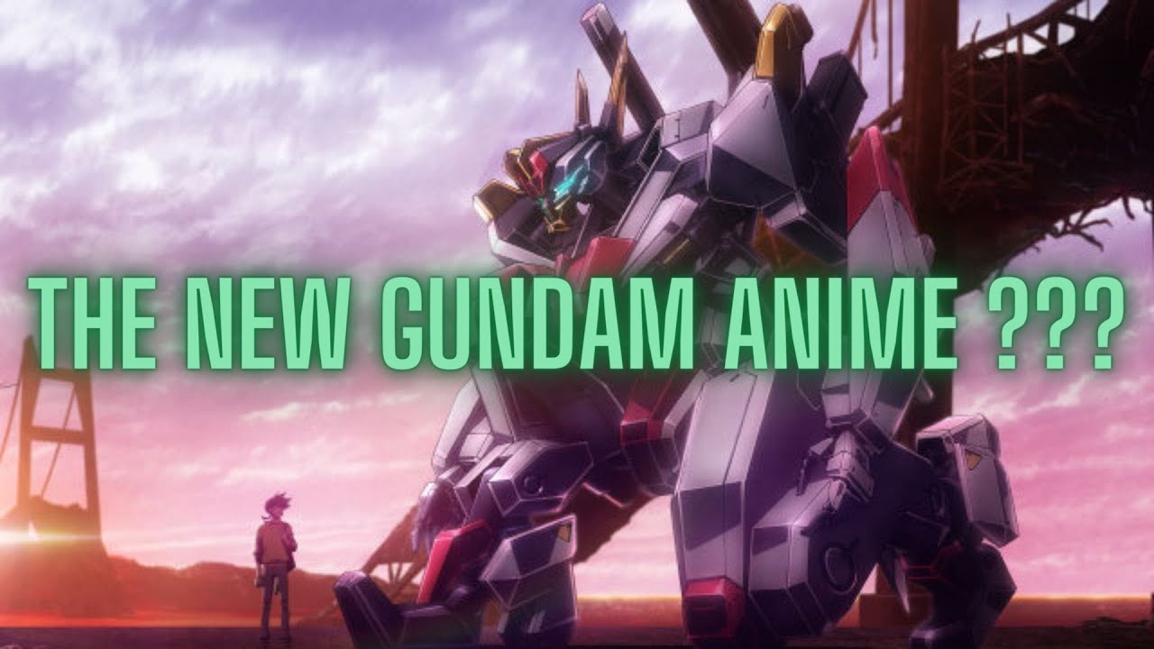 Kyoukai Senki - Why Gundam Fans Should Care ?!?!?!