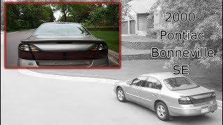 Review 2000 Pontiac Bonneville