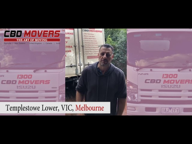 Experienced removals service provider in Templestowe Lower, VIC