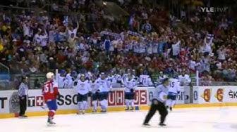 Jääkiekon MM 2011 Suomi - Norja [FIN - NOR] maalikooste