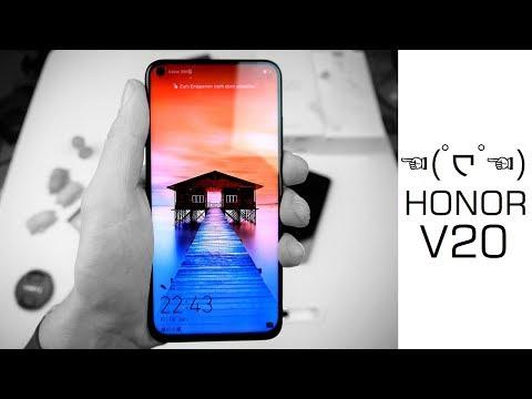 HONOR V20 / View 20 - Android 9 Smartphone mit 45MP Kamera o_O - Moschuss.de