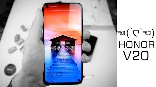 HONOR V20 / View 20 - Android 9 Smartphone mit 45MP Kamera o_O - Moschuss.de