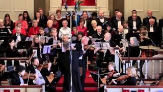 Arve Tellefsen and The Longfellow Chorus Orchestra play Greig: Prelude to Sigurd Jorsalfar