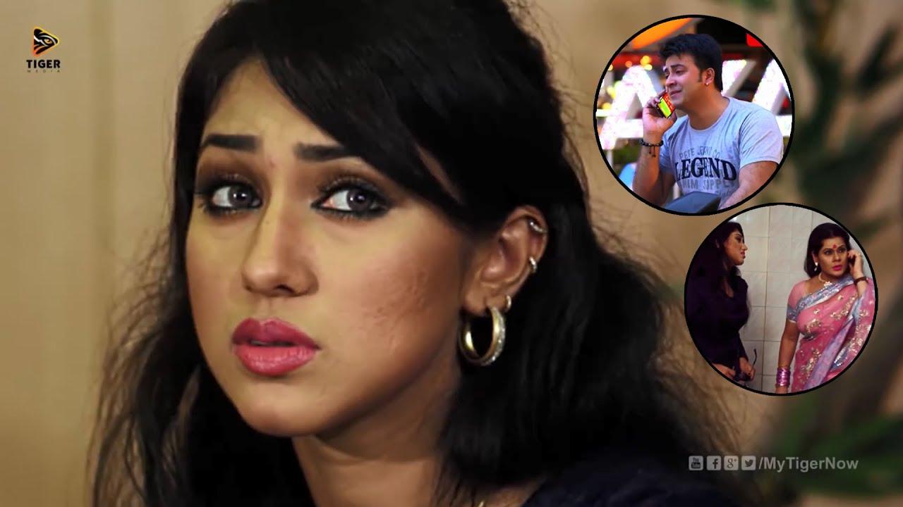 শাকিব খানকে ভালোবাসার অপরাধে অপু বিশ্বাস তার ফুপির কাছে যখন অপরাধী! Bangla Movie Clip   Tiger Media