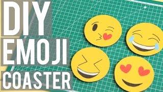 DIY Emoji Coaster | INDONESIA