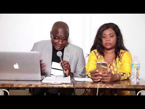 Assame Diouf reste aux États-Unis selon ses soutiens de l'Amérique